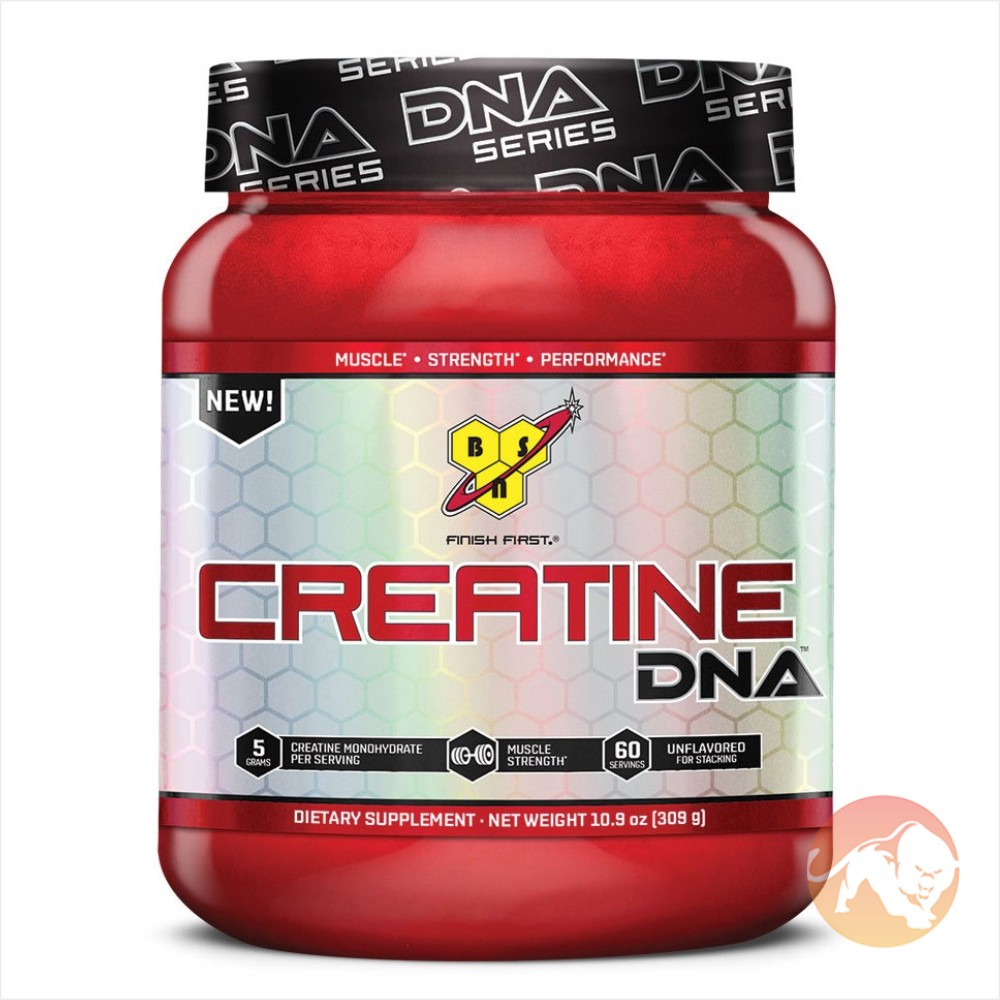 DNA Creatine 60 Servings - Unflavoured