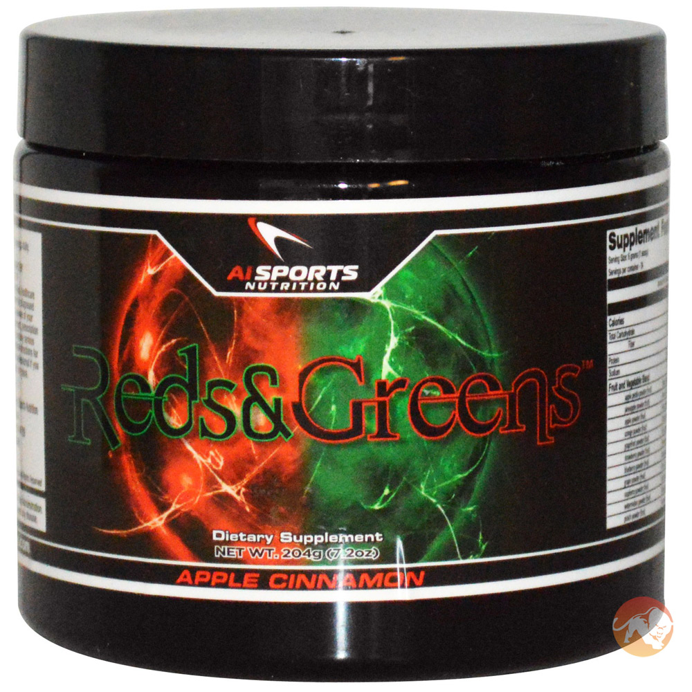 Image of AI Sports Nutrition Reds and Greens 34 Servings
