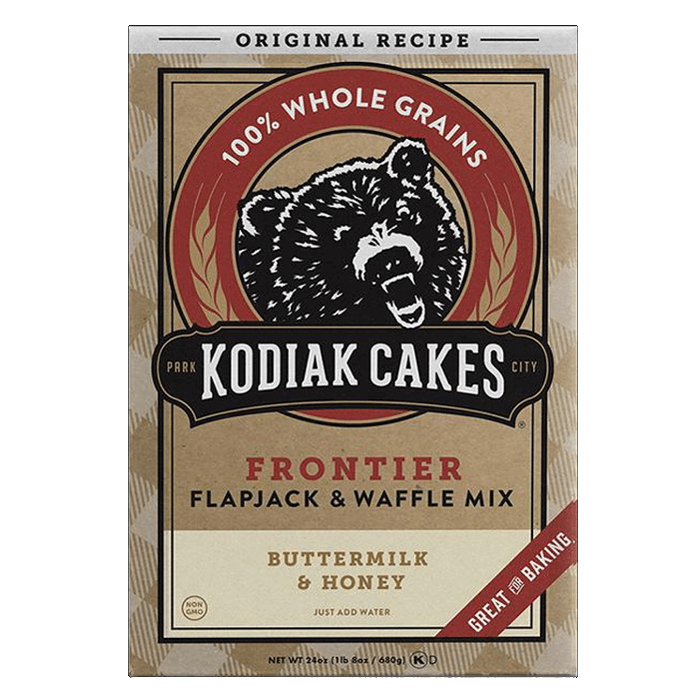 Image of Kodiak Cakes Power Cakes 6 Servings Buttermilk And Honey