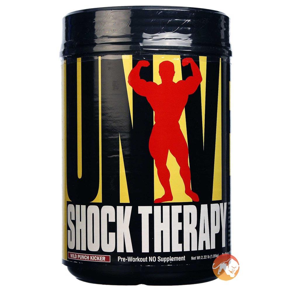 Image of Universal Nutrition Shock Therapy 840g - Hawaiian Punch