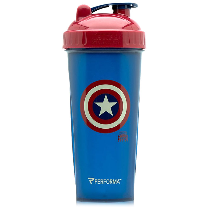Image of Performa Shakers Captain America Avengers Infinity War Shaker 800ml