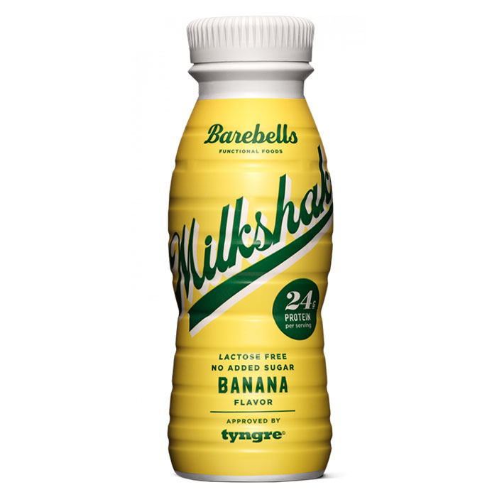 Image of Barebells Barebells Milkshake 1 Bottle Banana