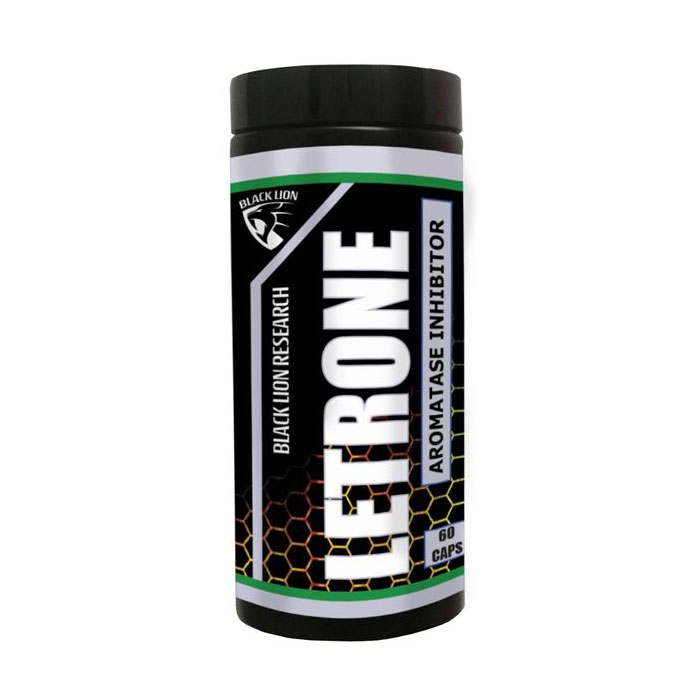 Image of Black Lion Research Letrone 60 Capsules