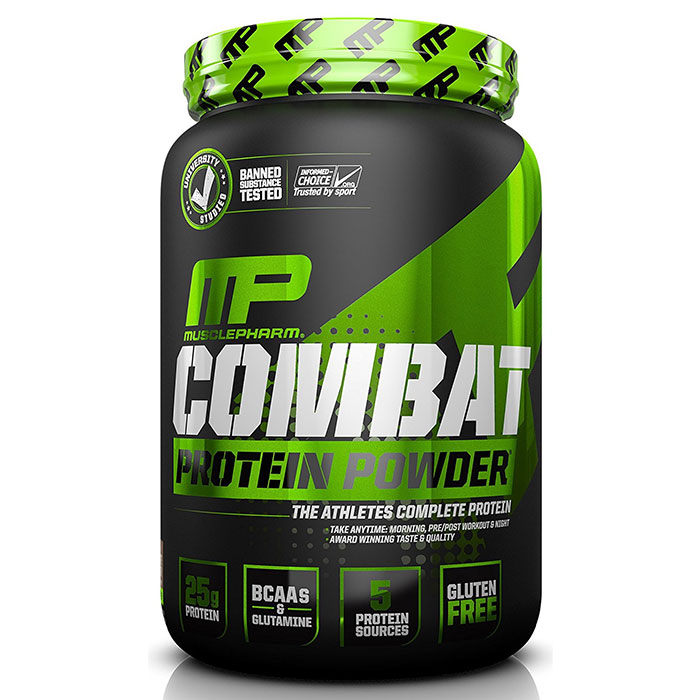 Combat Powder 2lb-Banana Split