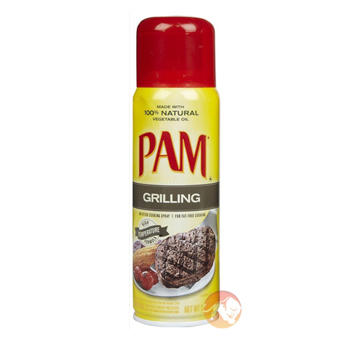 Image of PAM PAM Grilling Spray 482ml
