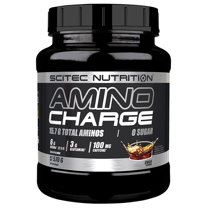 Amino Charge 570g Cola