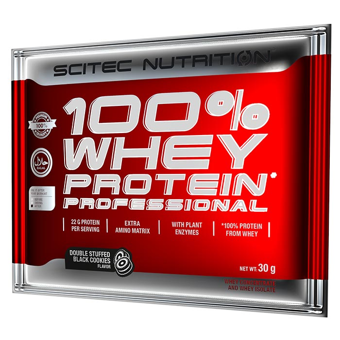 Image of Scitec Nutrition Scitec Whey Protein Professional Limited Edition Trial Pumpkin Pie