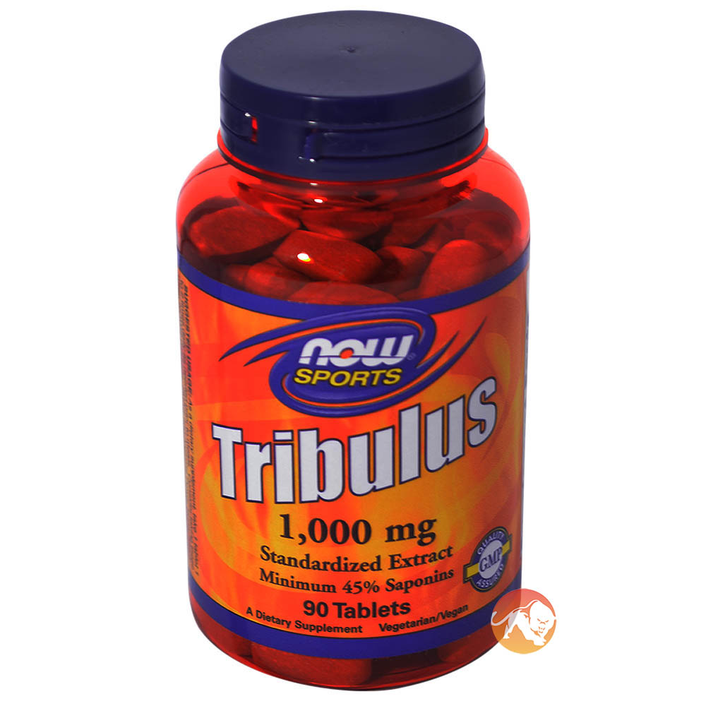 Image of NOW Foods Tribulus 1000mg 90 Tabs