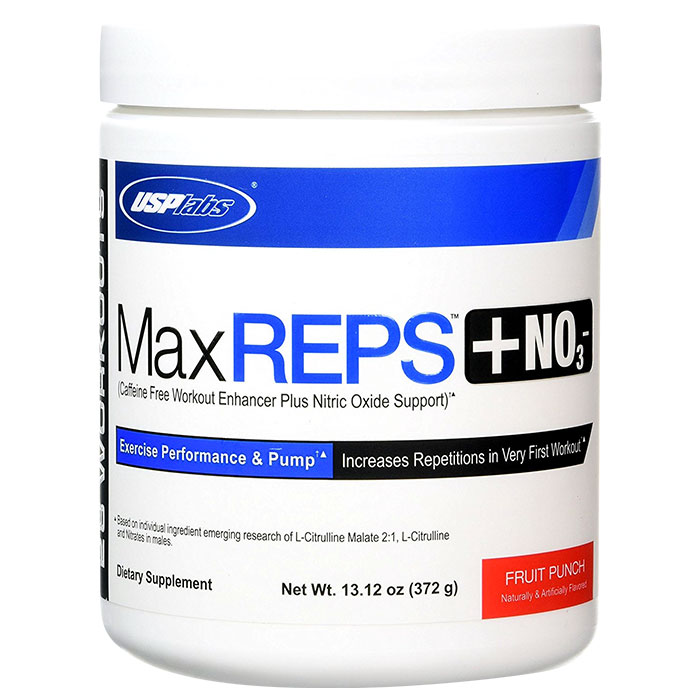 Max Reps 28 Servings Pineapple Strawberry
