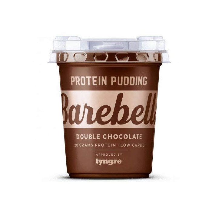 Barebells Protein Pudding 1 Jar Double Chocolate