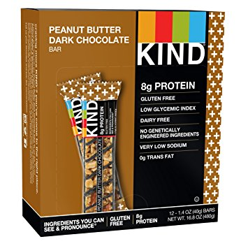 Kind Bars Protein 12 Bars White Chocolate Cinnamon Almond