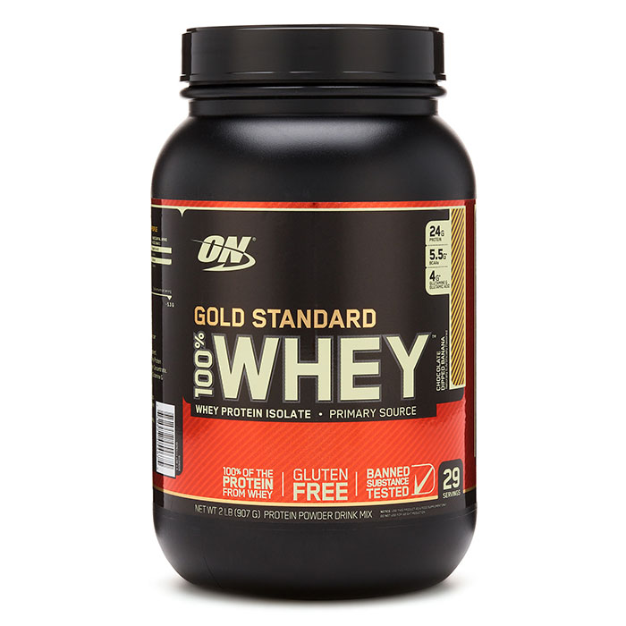 Gold Standard 100% Whey 1088g Double Rich Chocolate