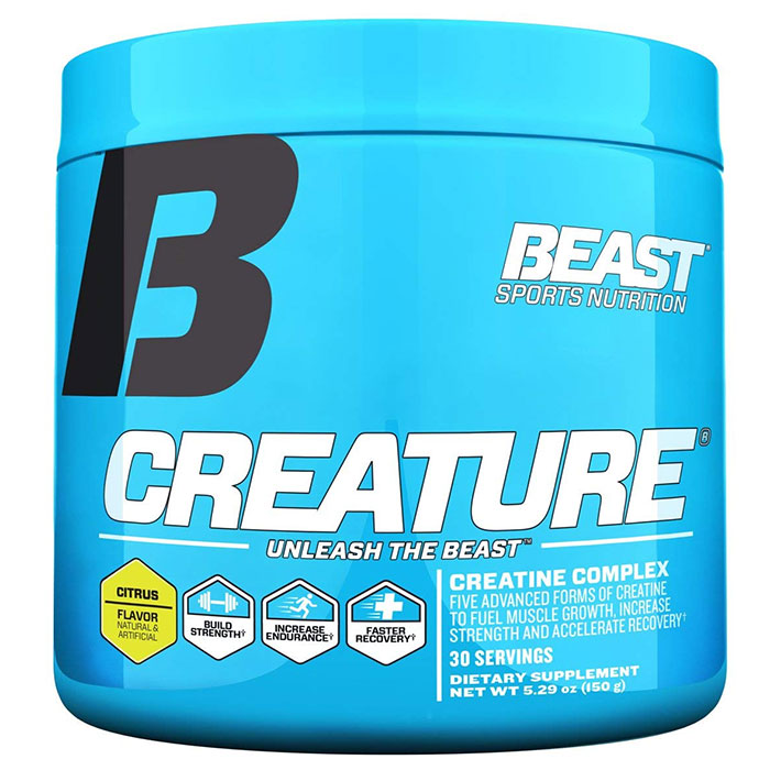 Creature Powder 30 Servings Pink Lemonade