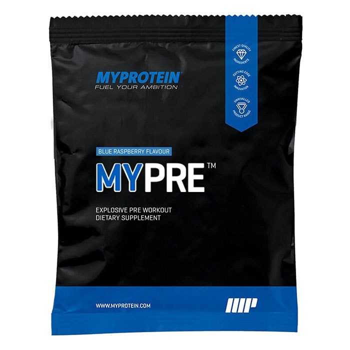 My Protein MyPre Trial Serving Sour Apple