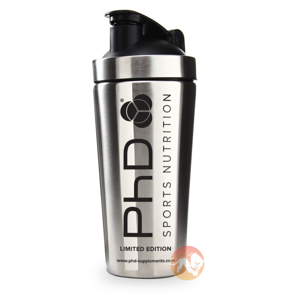 PhD Stainless Steel Silver Shaker 700ml