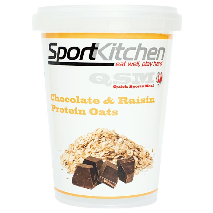 Image of Sports Kitchen Protein Oats Chocolate & Raisin 1 Meal