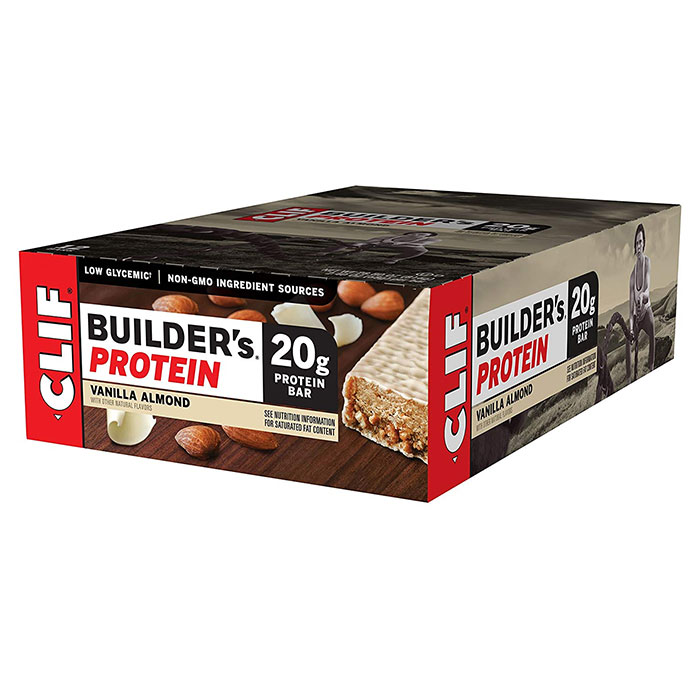 Image of Clif Bar Builder's Bar 12 Bars Vanilla Almond