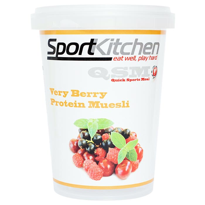 Image of Sport Kitchen Protein Muesli Very Berry 1 Meal