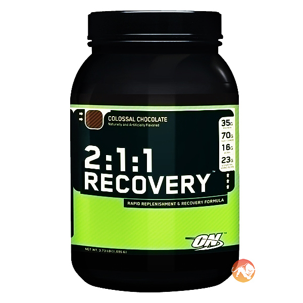 Image of Optimum Nutrition 2:1:1 Recovery 3.73lb Chocolate