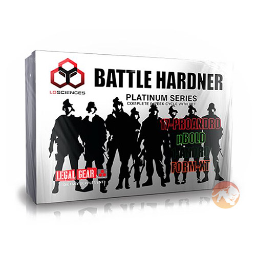 Image of LG sciences Battle Hardener Kit