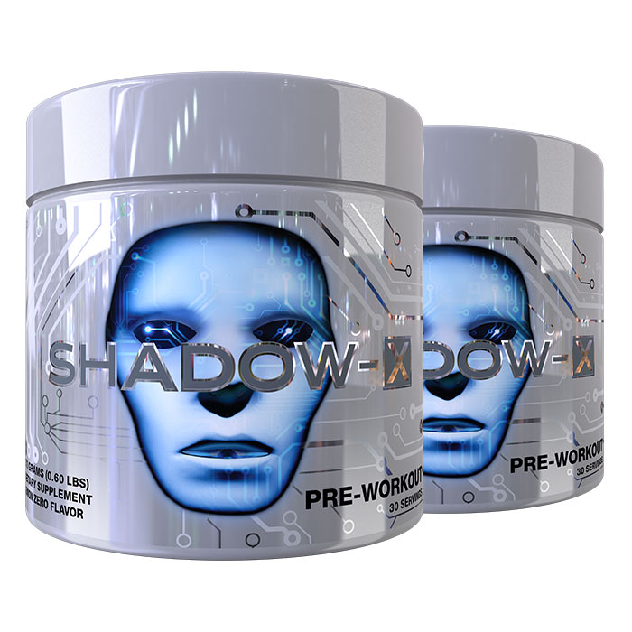 Image of Cobra Labs Shadow-X 30 Servings Arctic Blue Raspberry