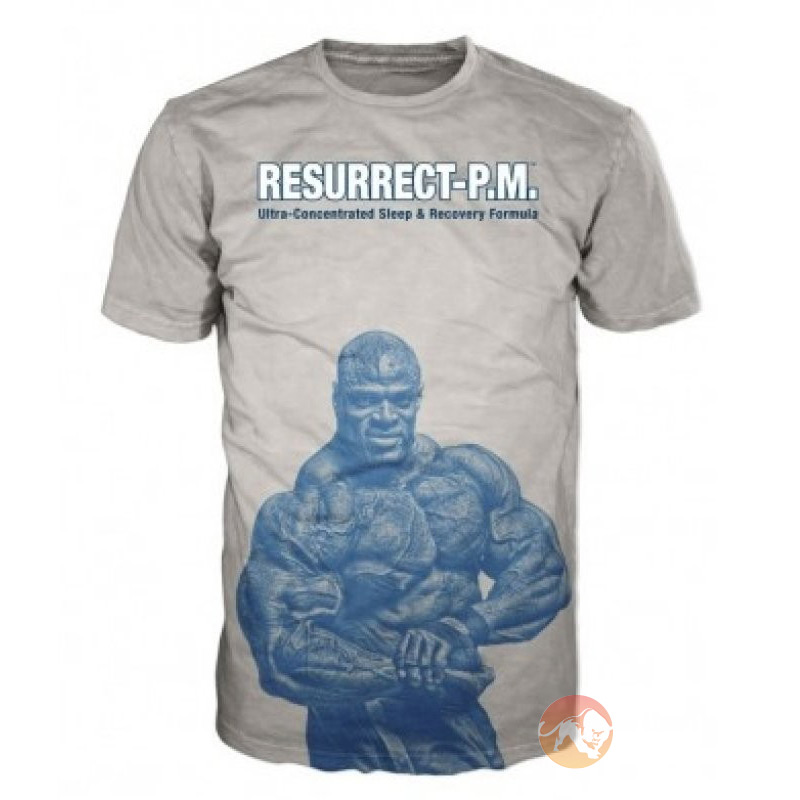 Resurrect PM T-Shirt - GREY