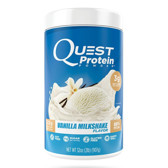 Quest Protein Powder 907g Banana Cream