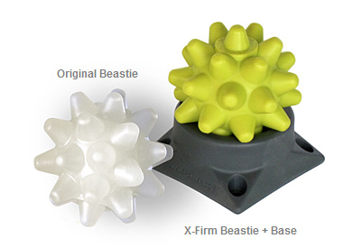 Beastie Ball and Base