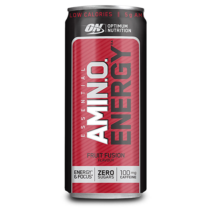 Amino Energy RTD 1 x 330ml Fruit Fusion