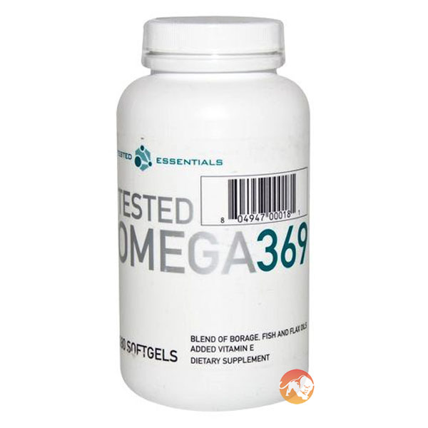 Omega 3-6-9 180 Softgels