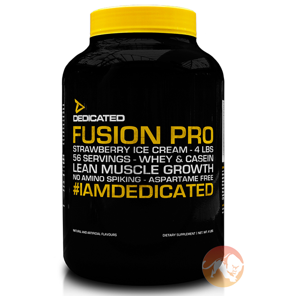 Image of Dedicated Nutrition Fusion Pro 1792g Chocolate Peanut Butter Ice Cream
