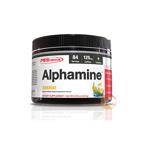Alphamine 84 Servings Sunrise