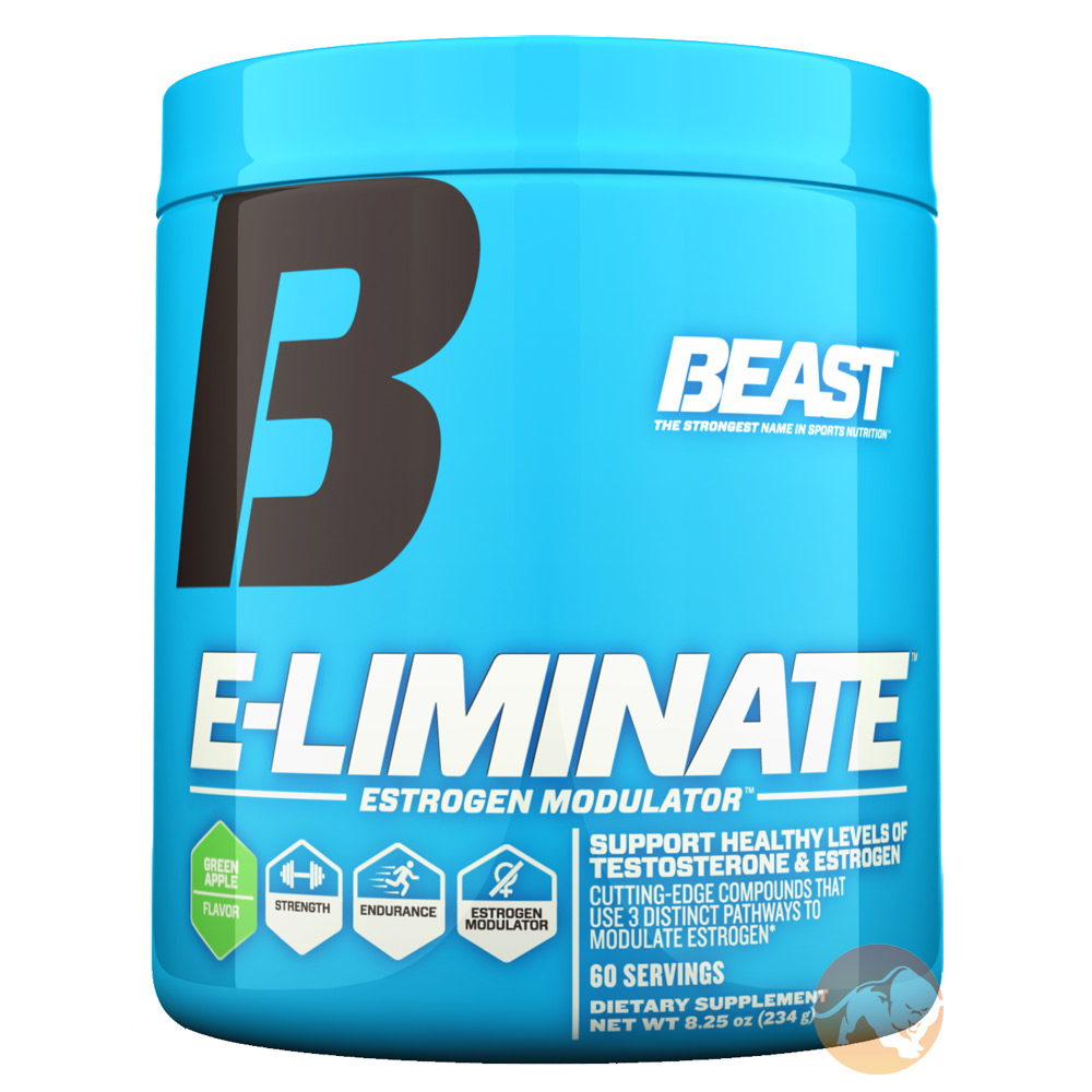 Image of Beast Sports Nutrition Beast 2 Shredded 45 Servings - Orange Mango