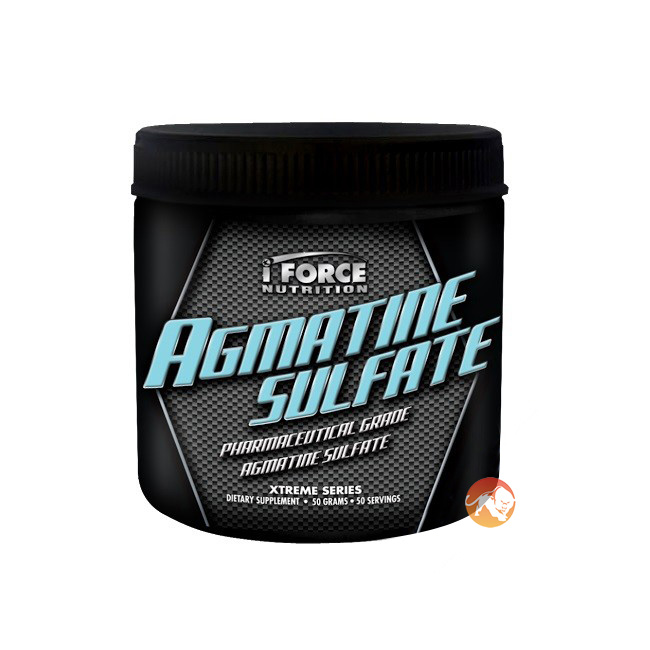 Image of Omega Sports Agmatine 60 Servings