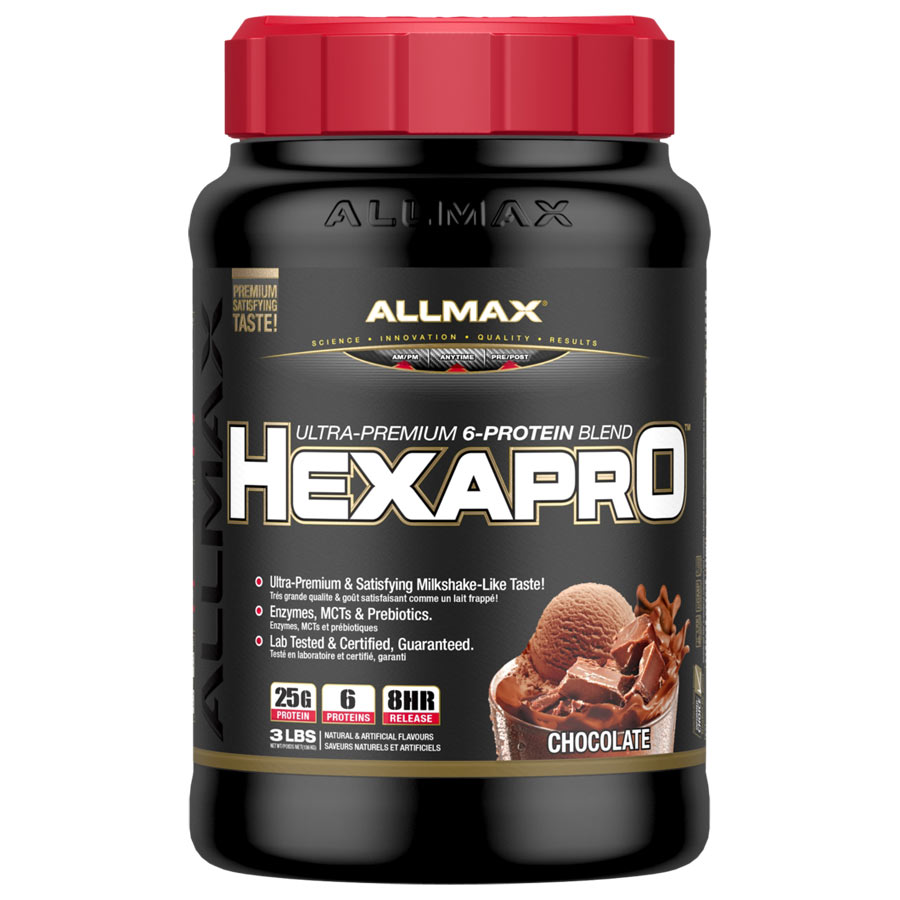 Allmax HexaPro 1.37 kg Strawberry