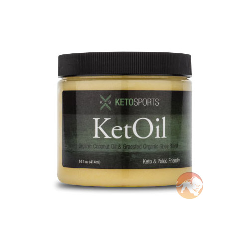 Image of Ketosports KetOil 336 Grams