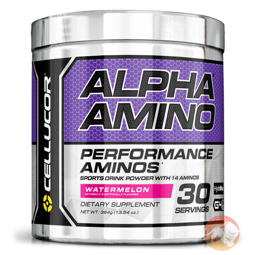 Image of Cellucor Alpha Amino 30 Servings - Fruit Punch