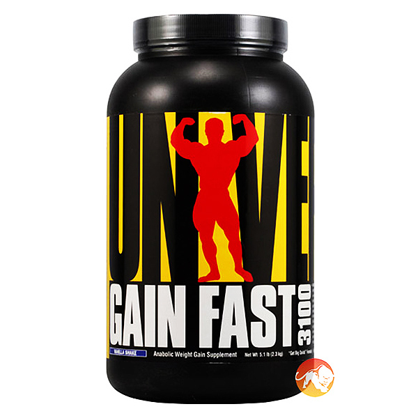 Image of Universal Nutrition Gain Fast 3100 5.1lb - Chocolate