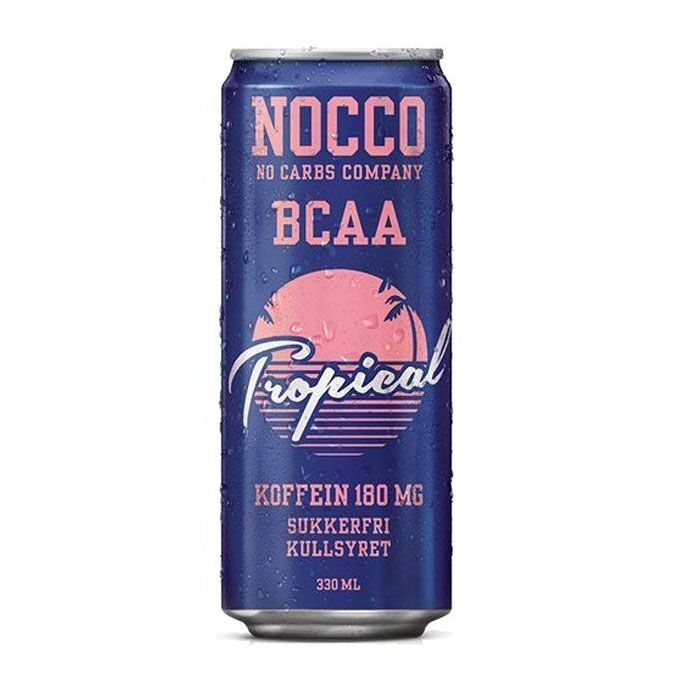 NOCCO BCAA 24 Cans Tropical