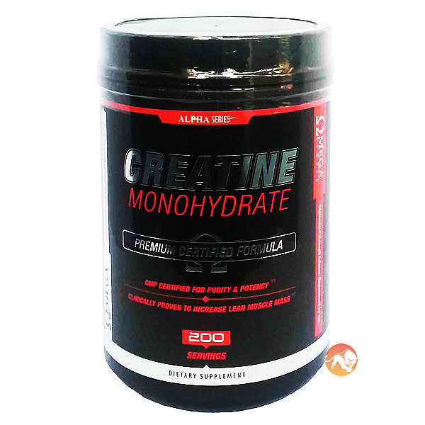 Alpha Series Creatine Monohydrate 1000g