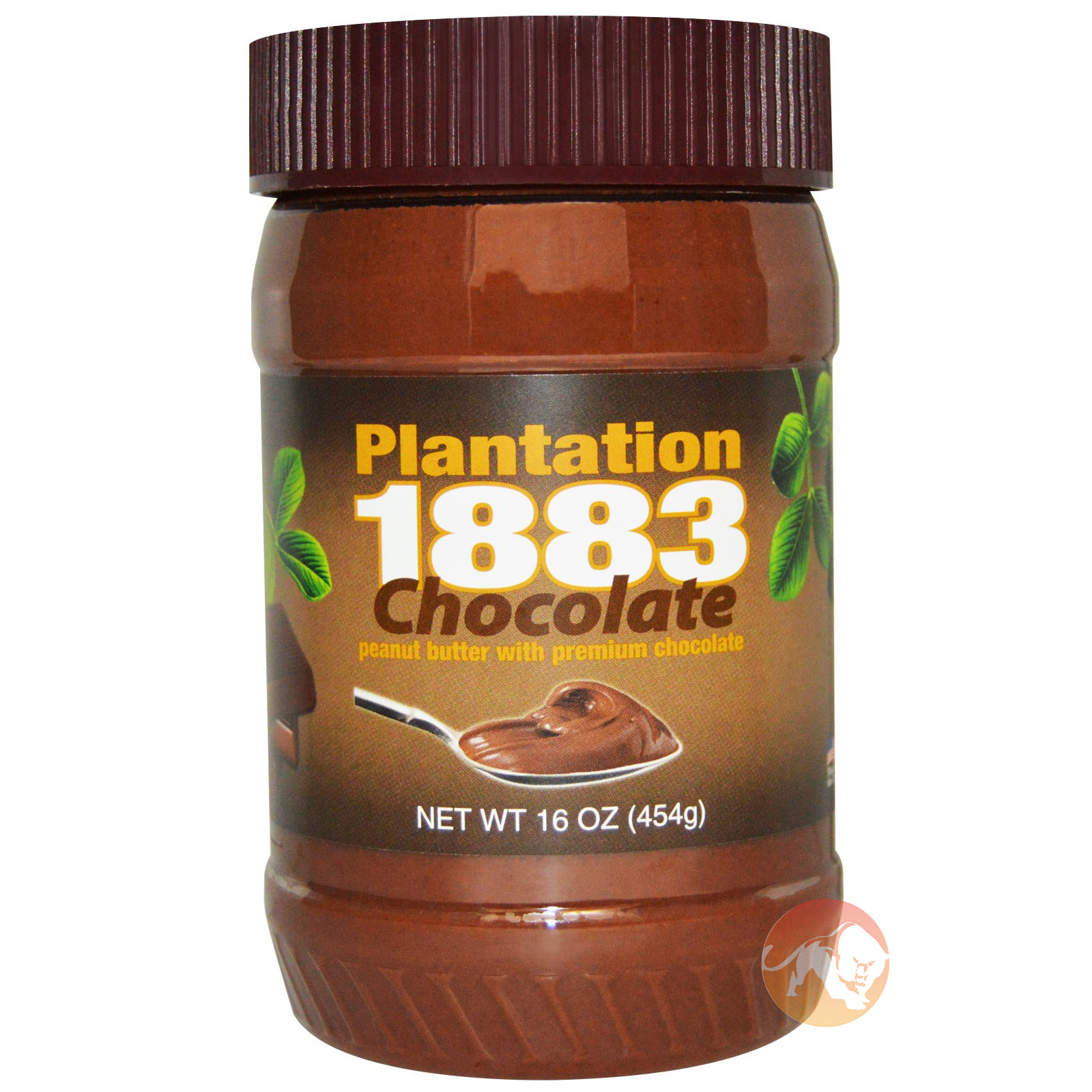 Plantation 1883 Chocolate Peanut Butter 454g