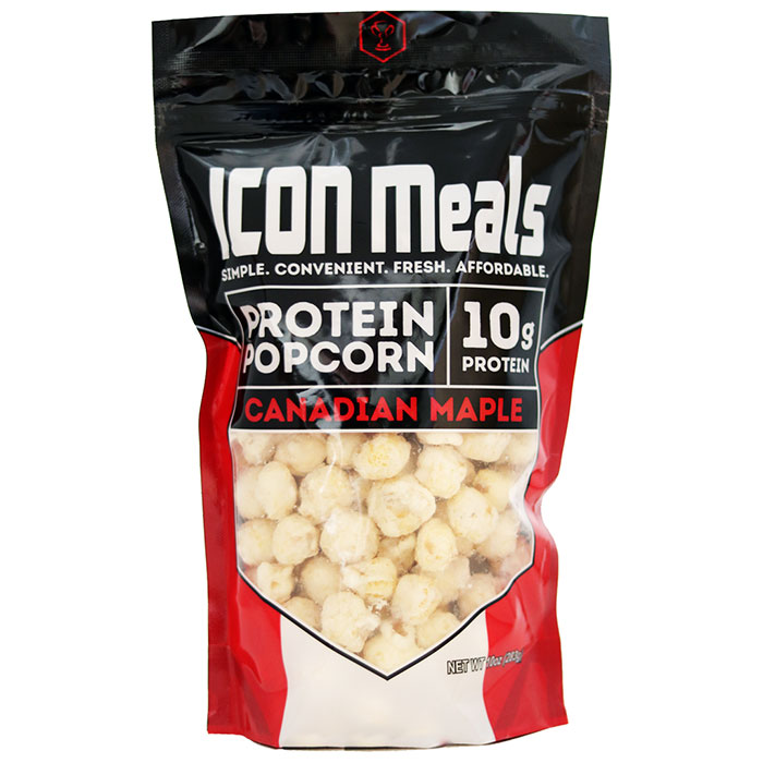Image of Icon Meals Protein Popcorn 240g Canadian Maple