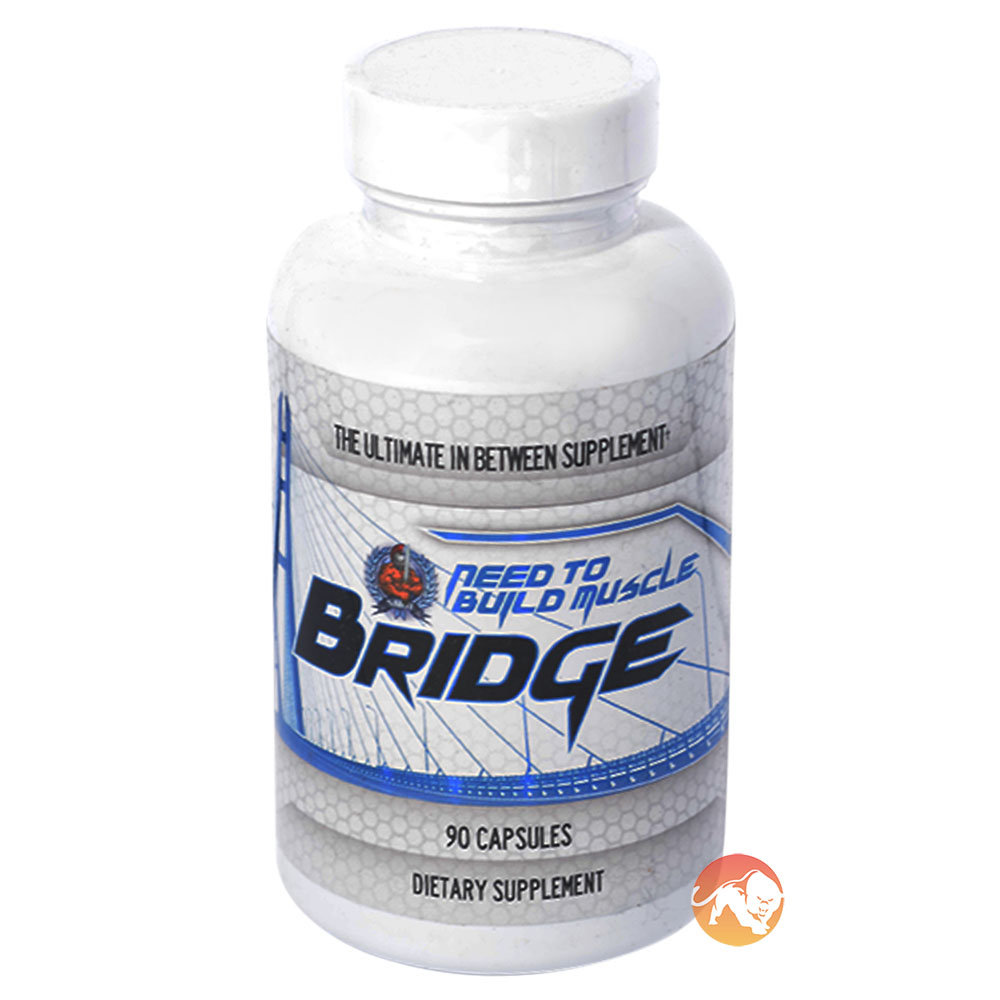 Image of Need to build muscle Bridge 90 Caps