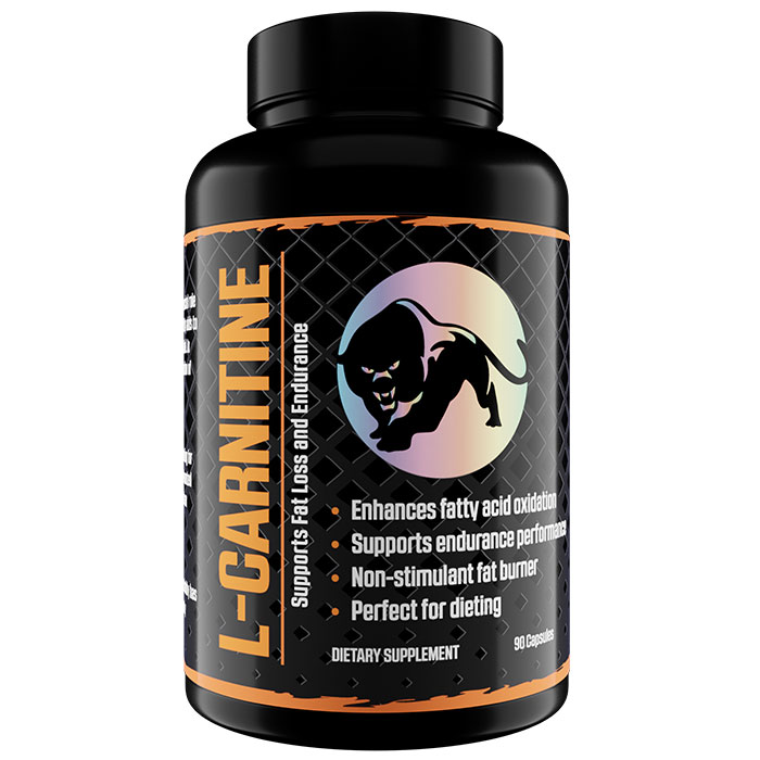 Image of Predator Nutrition L-Carnitine 500mg 90 caps