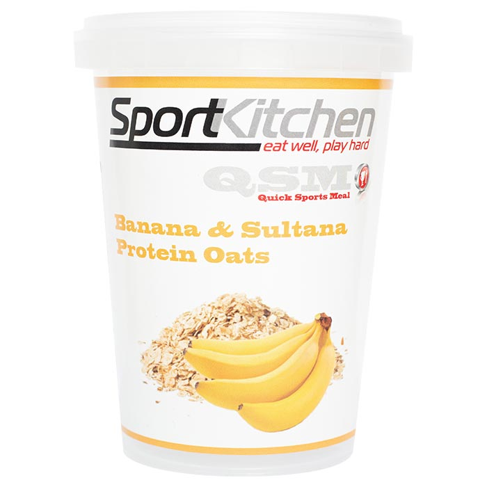 Image of Sports Kitchen Protein Oats Banana & Sultana 1 Meal