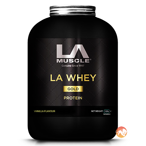 LA Whey Gold 2.2kg - Chocolate