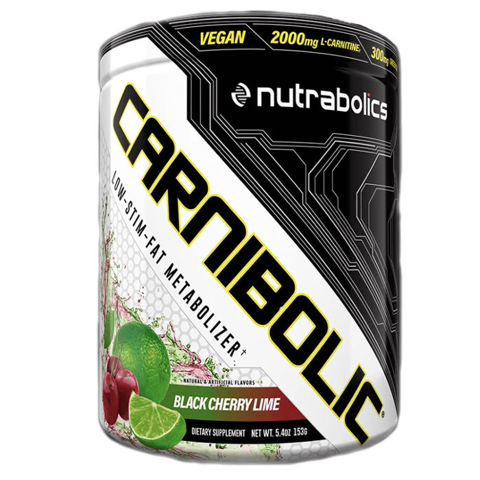Image of Nutrabolics Carnibolic 30 Servings Black Cherry Lime