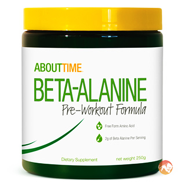 About Time Beta Alanine 250g