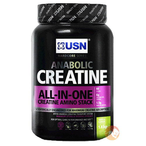 Creatine Anabolic 1.8kg - Orange
