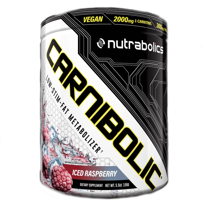 Image of Nutrabolics Carnibolic 30 Servings Iced Raspberry